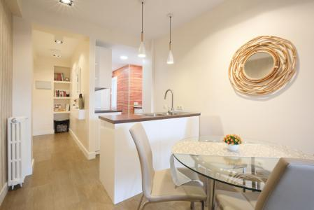 Apartment for Rent in Madrid Paseo De La Castellana - Cuatro Torres