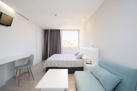 Studio zur Miete in Madrid Almagro - Alonso Martinez - Todo Incluido