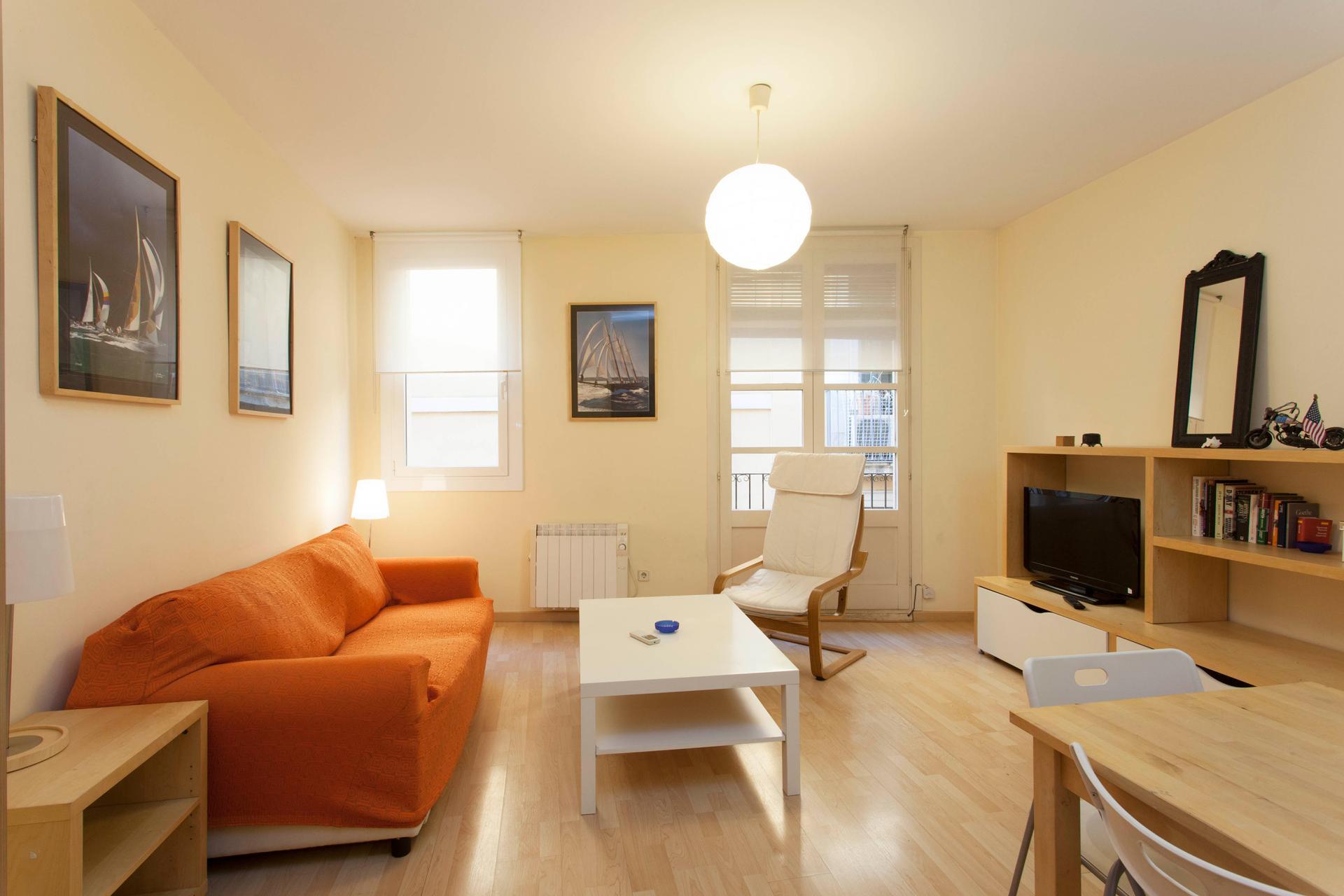 appartement louer barcelona ciutat vella assaonadors princesa. Black Bedroom Furniture Sets. Home Design Ideas