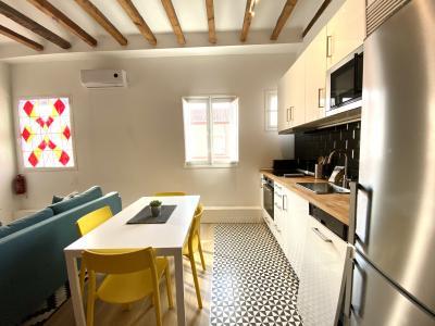 Apartment for Rent in Madrid Ciudad De Barcelona - Retiro