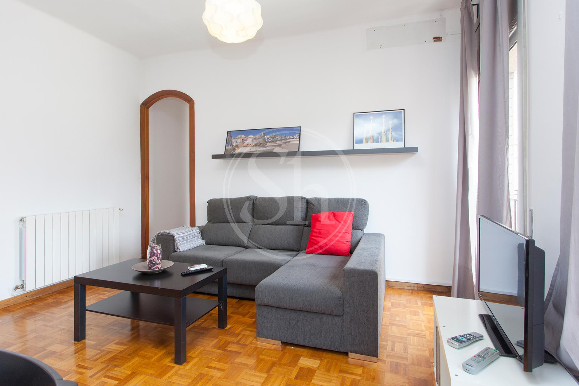 Appartement en location rue Saragossa