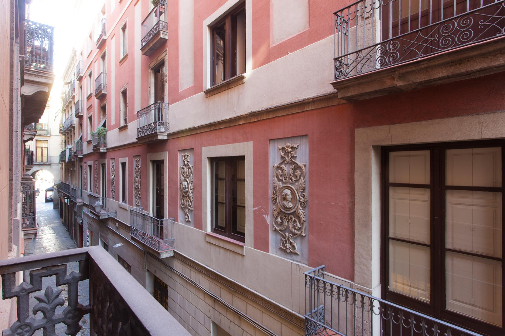 ShBarcelona - Apartment for rent in the Gothic Quarter
