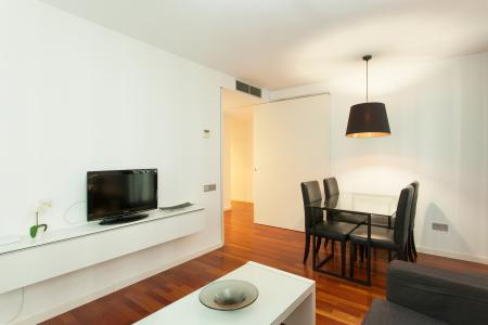 Alquiler apartamento en carrer Pla De Palau - Doctor Aiguader