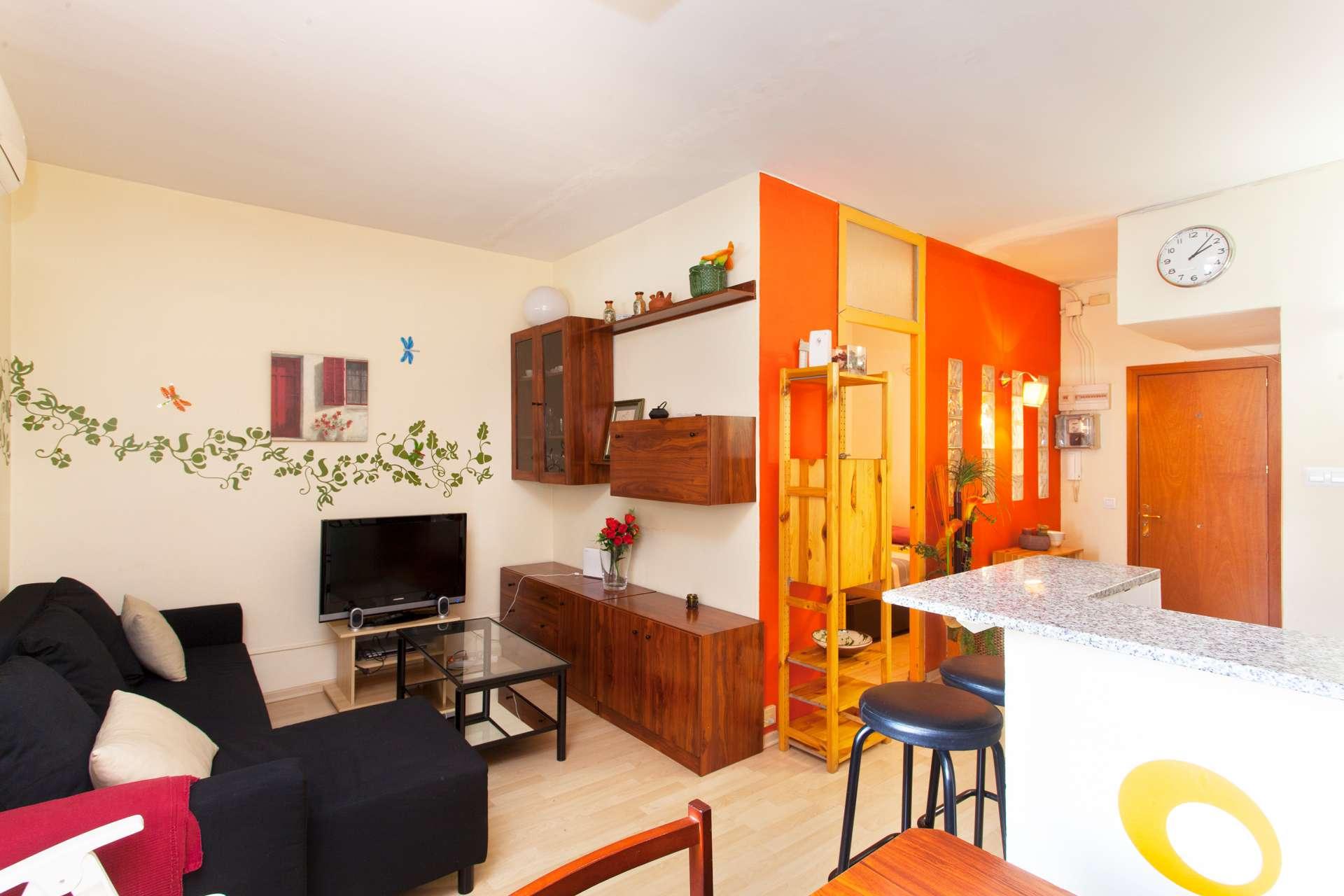 Shbarcelona piso alquiler habitac on doble eixample - Alquiler pisos barcelona eixample ...