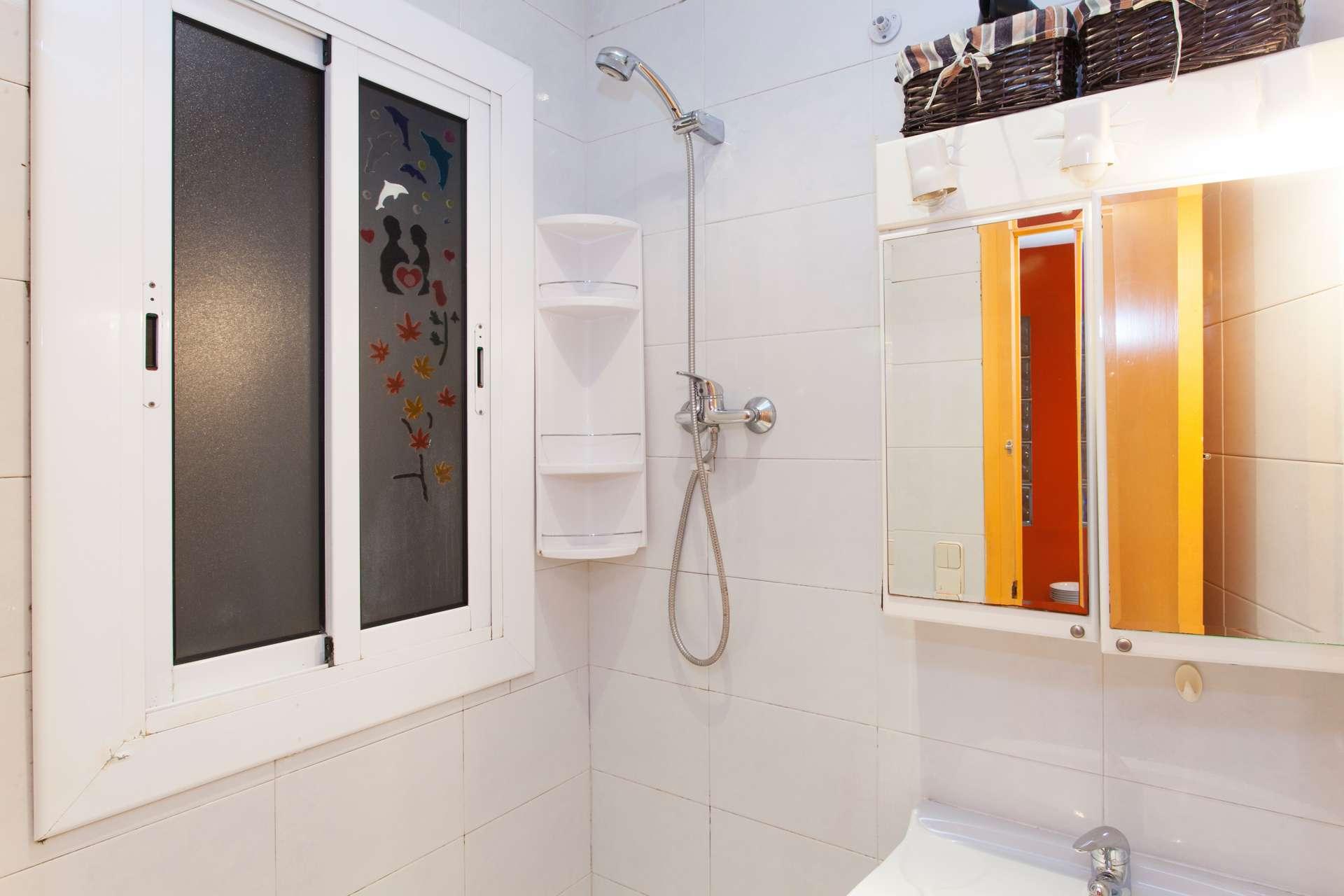 Shbarcelona piso alquiler habitac on doble eixample for Piso 1 habitacion barcelona