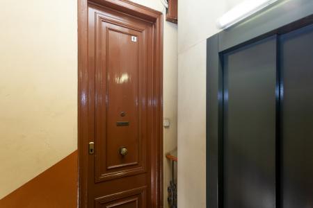 Luminoso appartamento in affitto in Sepulveda - Casanova
