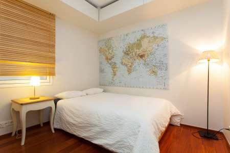 Grande apartamento na rua Riu d'lOr-Santa Amelia