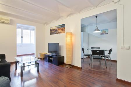 Appartamento in Affitto a Barcelona Consell De Cent - Entença