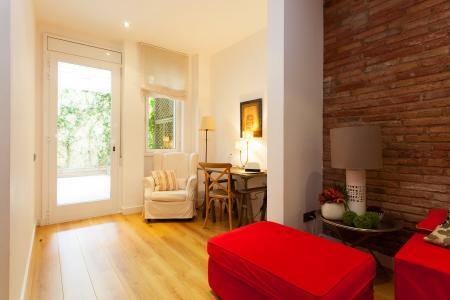 Alquiler mensual grandioso piso de 2 habitaciones