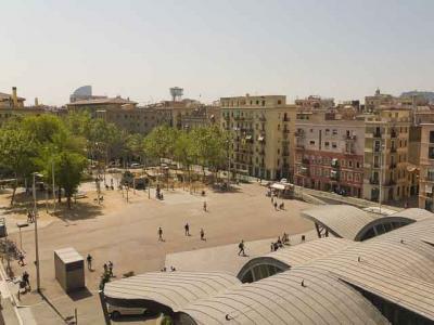 Àtic en Lloguer a Barcelona Atlantida - Playa Barceloneta