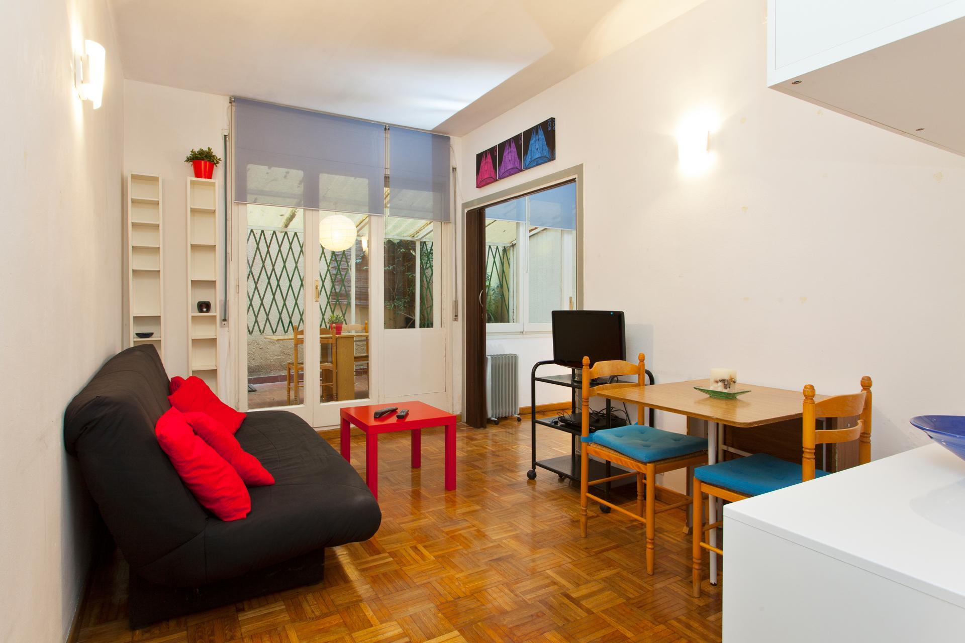 Apartamento para alugar no Distrito de Sants