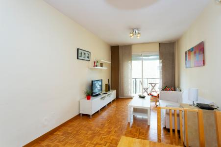 Luminous flat in Eixample district carrer Consell De Cent - Metro Urgell