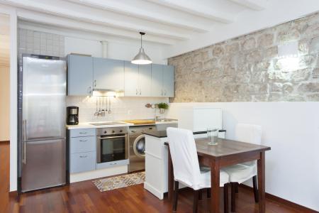Appartement te huur in Barcelona Montanyans - Born