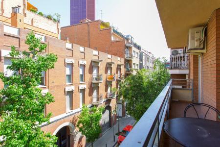 Alquiler por temporadas de piso en zona privilegiada