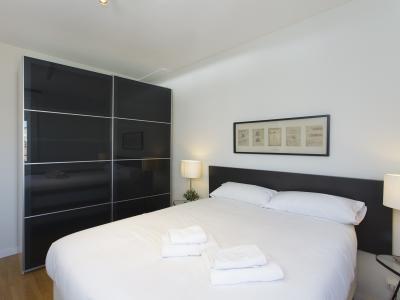 Appartement te huur in Barcelona Gran Via - Metro Monumental