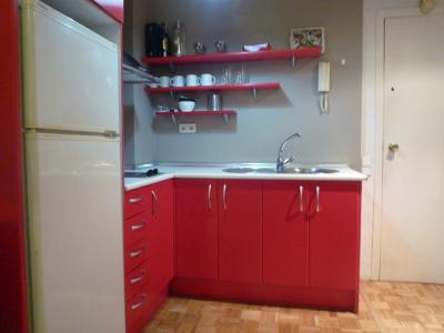 Appartement te huur in Barcelona Alacant - Ganduxer (special Conditions)