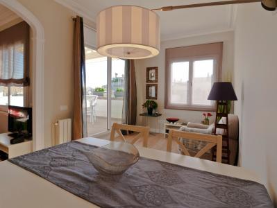 Magnifique penthouse de 3 chambres avec belle terrasse