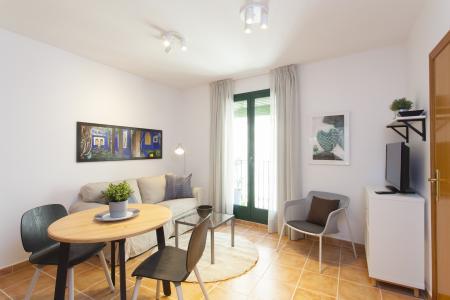 Appartamento arredato ed equipaggiato in affitto a Barcellona