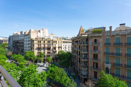 Pis en Lloguer a Barcelona Rambla Catalunya - Mallorca