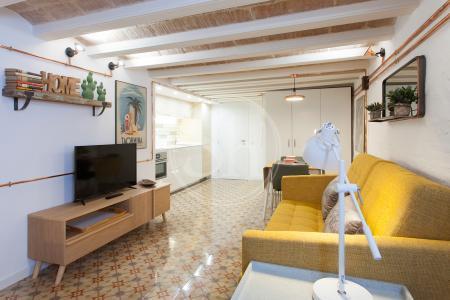 Квартира в аренду в Barcelona Vidreria - Pasaje Del Borne (special Conditions)