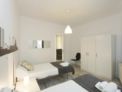Appartement vacances dans le quartier de Poble Sec à Barcelone