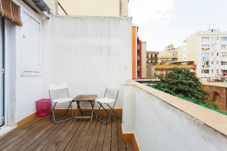 Appartement te huur in Barcelona Verdi - Providencia