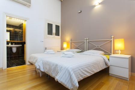 Appartement te huur in Barcelona Banys Nous- Rambla (til End April)
