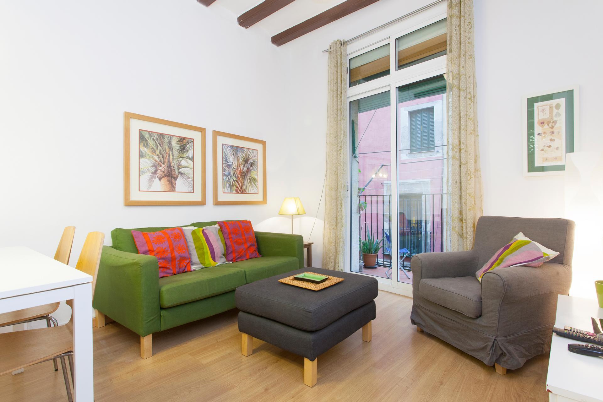 Квартира в аренду в Barcelona Portal Nou - Pça. Sant Agusti Vell