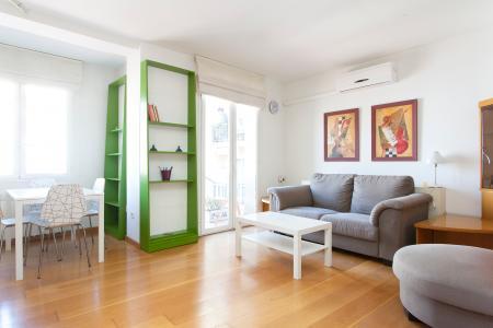 Splendido appartamento in affitto nel Paseo de Sant Joan