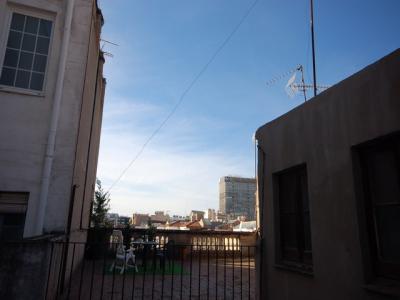Acogedor estudio con terraza en Gran de Gràcia
