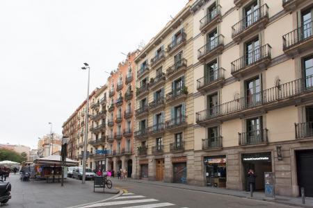 Appartamento in affitto in via Tallers nel Raval