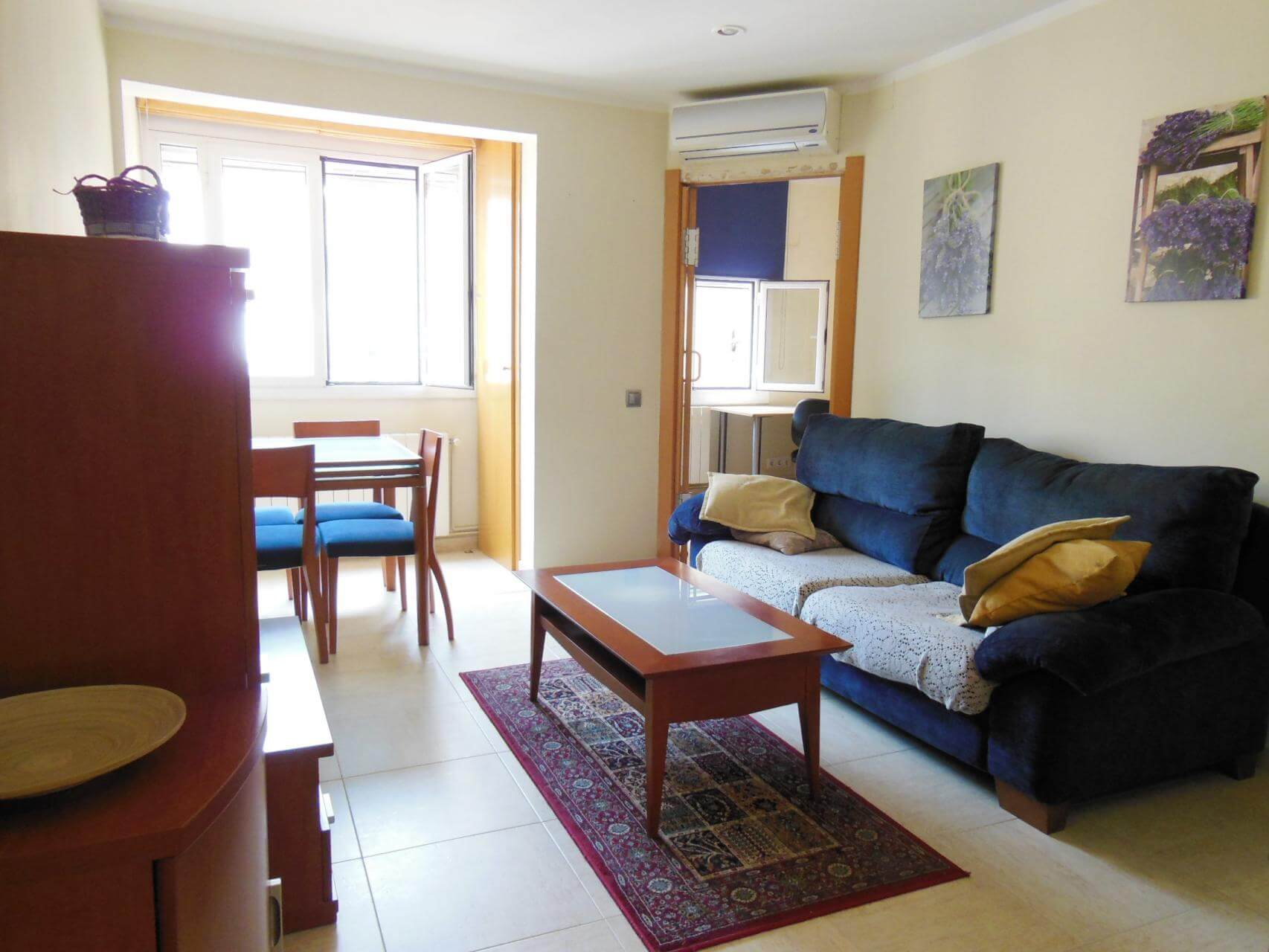 Appartement meubl louer barcelone concepci arenal for Assurance location meuble