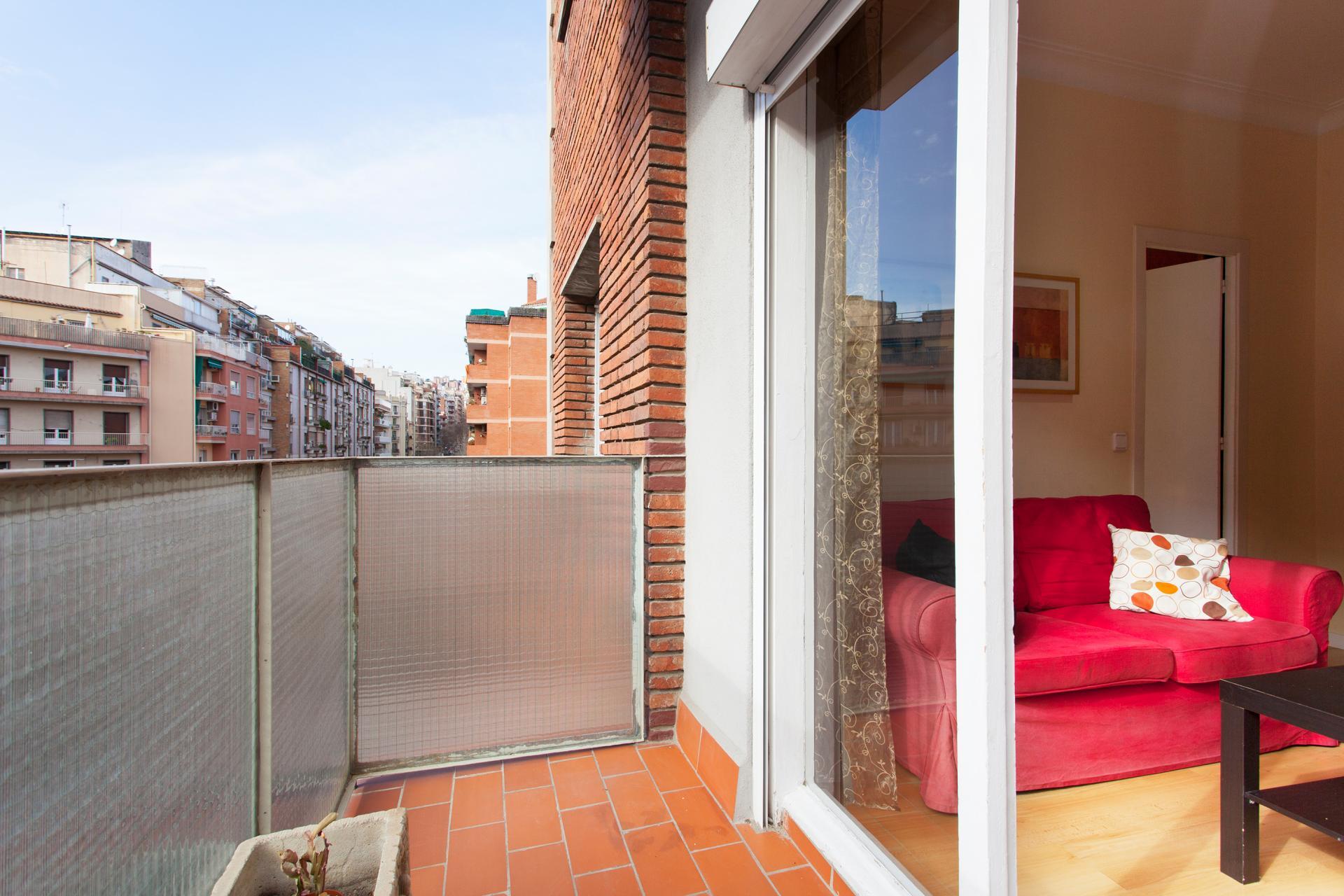 Piso en alquiler barcelona l 39 eixample padilla avenida gaudi - Alquiler pisos barcelona eixample ...