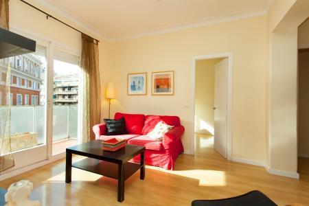 Wohnung zur Miete in Barcelona Padilla - Avenida Gaudi
