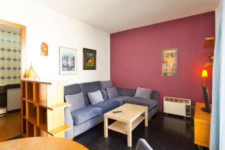 Appartement avec balcon dans le quartier Grácia