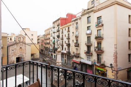 Wohnung zur Miete in Barcelona Plaça Pedró - Mercat Sant Antoni