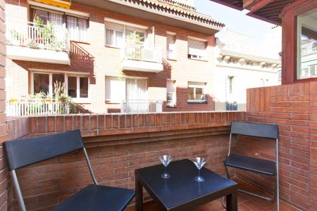 Nice modern flat with balcony for rent in an exclusive neighbourhood