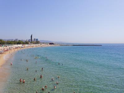 Location vacances proche de la plage à Barcelone