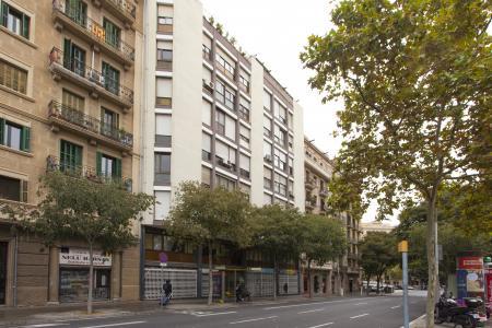 Ático de alquiler por temporadas de hasta 12 meses en Barcelona