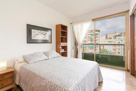 Luminoso appartamento in affitto in Avenida Roma