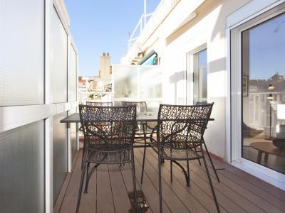 Location vacances à Corsega Rocafort dans l'Eixample à Barcelone
