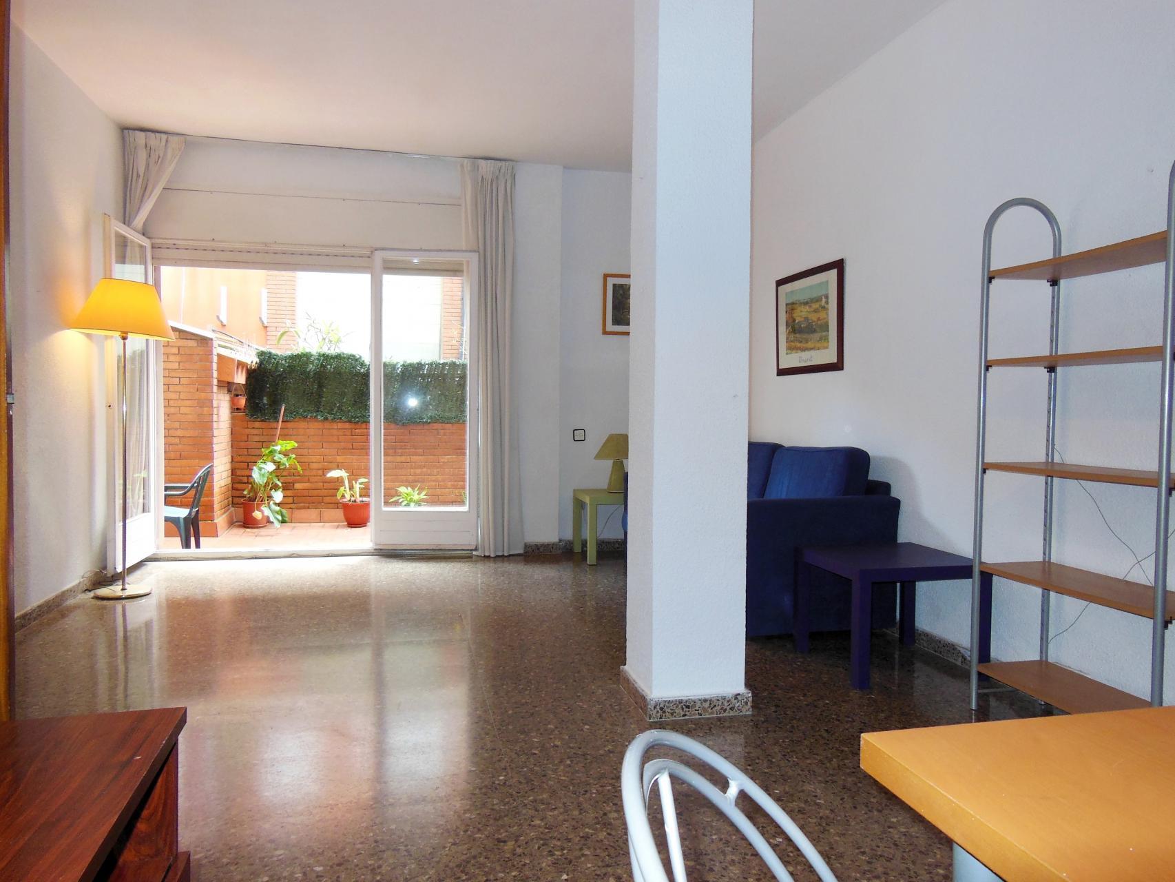 piso en alquiler barcelona gomis vallcarca