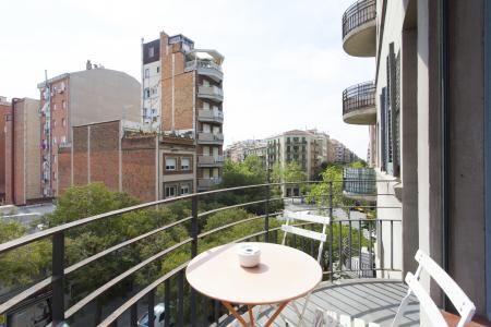 Apartamento de aluguel por temporadas Avenida Gaudí