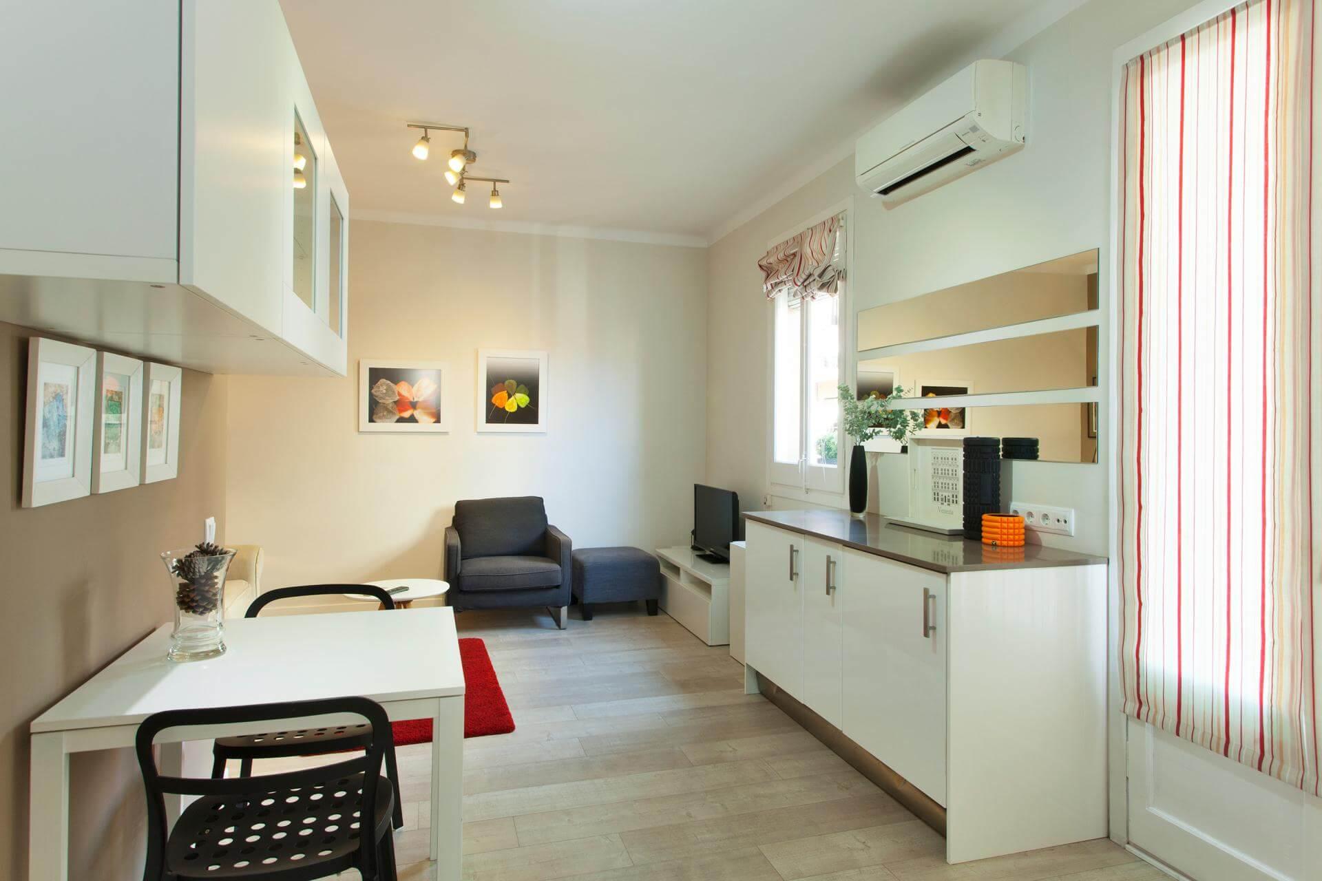 Barcelona Apartment Rent Month
