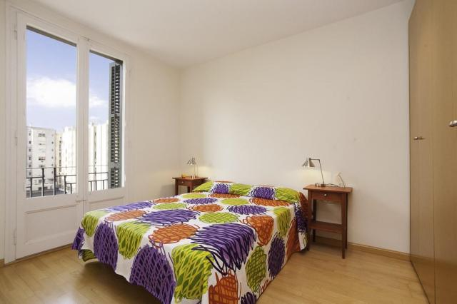 Appartement te huur in Barcelona Roger De Flor- Sagrada Familia