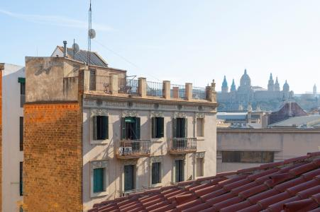 Cosy flat with balcony to rent in Sants-Montjuïc