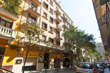 Apartamento de alquiler en Carrer del Sagués