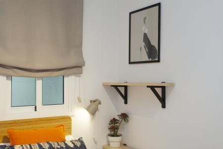 Piso amueblado en alquiler Rambla del Raval - Sant Pau