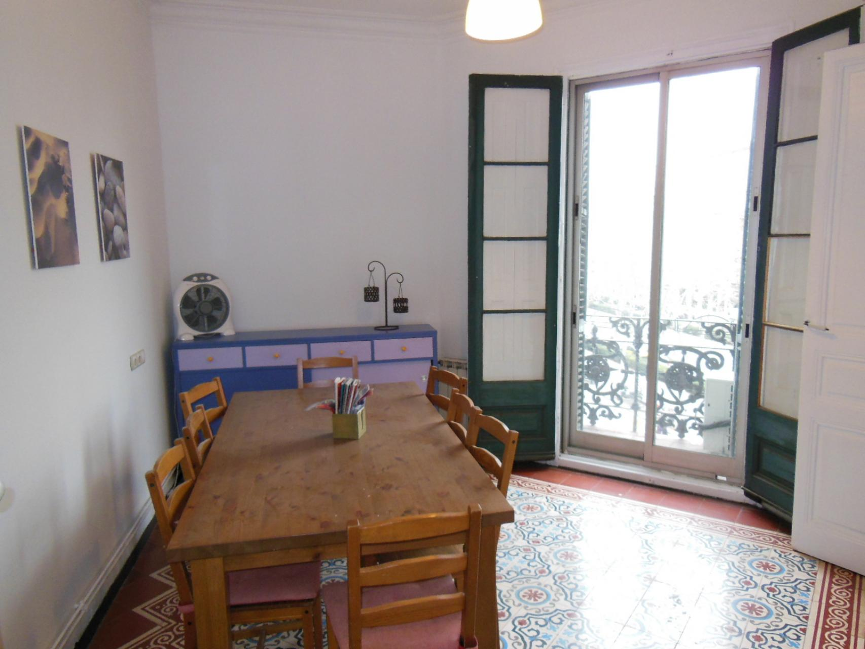 Piso en alquiler barcelona l 39 eixample gran via muntaner - Alquiler pisos barcelona eixample ...
