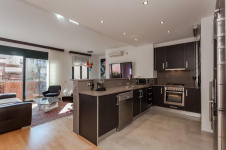 Appartement te huur in Barcelona General Alvarez Castro - Mercat Santa Catarina
